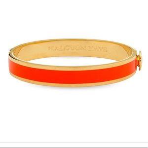 Halcyon Days orange bracelet